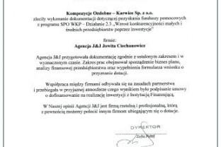 Kompozycje Ozdobne - KARWICE Sp. z o.o.
